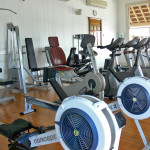 Cutters Landing has a modern gym for residents